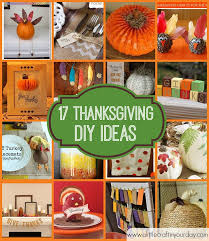 17 thanksgiving diy ideas a craft in your day