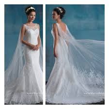 wedding dress eng sub tulle lace wedding dress with watteau 4u prom