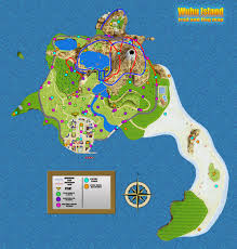 Map Of Avatar Last Airbender World by The Map Of Wuhu Island For Reference Video Games Pinterest