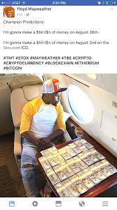 mayweather money stack even though he can u0027t read floyd mayweather can still see the
