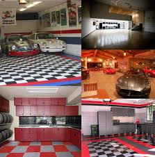 modern home design with nine car garage and loversiq