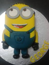 minion birthday cakes despicable me minion 6th birthday cake crumbs cake shop sheffield