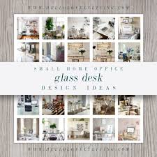small home office design ideas small home office design ideas glass desk u2014 hello lovely living