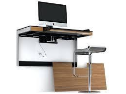 Wall Mounted Computer Desk Ikea Wall Hung Computer Desk Get To Work At These 9 Wall Mounted Desks