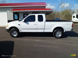2000 ford f150 4x4 2000 oxford white ford f150 xlt extended cab 4x4 62758319