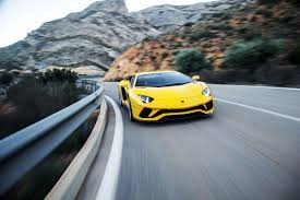 car lamborghini review 2017 lamborghini aventador s wired