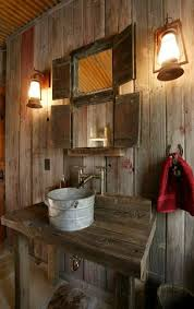 20 rustic bathroom designs 14 diy crafts you home design