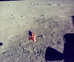 Picture Of Flag On Moon These Apollo 11 Mission Photos Will Transport You Back To A