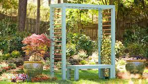 Backyard Arbor Ideas 19 Backyard Diy Spruce Ups On A Budget How Does She