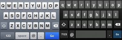 keyboards for android using html5 input types to enhance the user experience on mobile