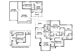house plan with guest house house house plans with attached guest house