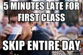 Lazy Day Meme - what are some of the most funny lazy college senior memes quora