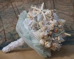 Seashell Bouquet Slycreationsbouquets