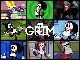 grim adventures of billy and mandy halloween background grim the grim adventures of billy and mandy by phantomevil on