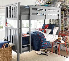 Elliott TwinoverTwin Bunk Bed Pottery Barn Kids - Twin over twin bunk beds