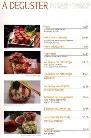 pousse pousse cuisine pousse pousse marrakech menu livraison à domicile pousse pousse