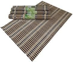 nice bamboo table mats 60 regarding home decor concepts with