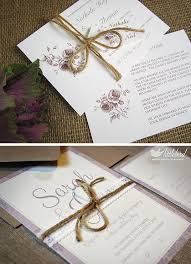 Wedding Invitations With Ribbon The Tie That Binds Ideas To Tie Your Wedding Invitation Suite