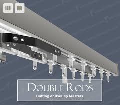 Designer Metals Decorative Traverse Rods by Designer Drapery Designerdrapery Twitter