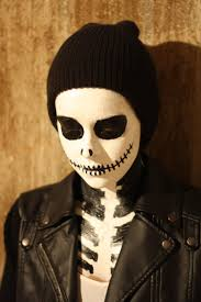 face paint halloween skull skeleton pretty scary creepy cool
