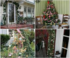 Outside Window Decorations For Christmas by Holiday Decorating Ideas Hoosier Homemade