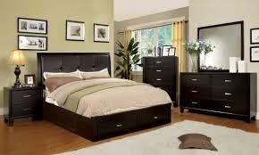 cm7066 enrico iii import furniture of america bedroom set platform