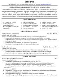 database developer resume template learnhowtoloseweight net