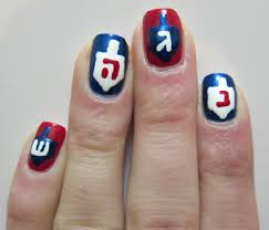 hanukkah nail hanukkah nail midrash manicures
