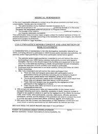 beautiful medical waiver form images resume samples u0026 writing
