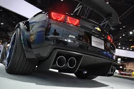 2010 camaro rear diffuser custom rear diffuser blur ss chevrolet camaro
