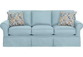 blue sofa set living room provincetown sky sofa sofas blue