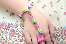rubber bands rings images Kids jewelry on how to make colorful rubber band ring bracelet jpg