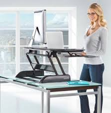 Desk Computer Stand Adjustable Height Computer Stand