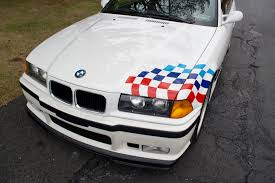 Bmw M3 Series - you can now own a 1995 bmw m3 lightweight with 100 miles on the