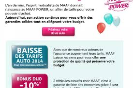 Maaf Assurances Si Code Promo Maaf Assurance Habitation Cdiscount Bon Achat