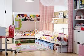 chambre d enfant ikea chambre partagée enfants comblés ikea