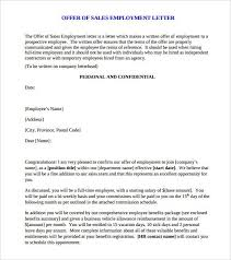 sale offer letter 9 sales letter templates free sample example