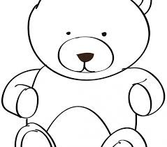 teddy bear coloring pages best coloring pages adresebitkisel com