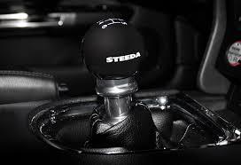 mustang 6 speed steeda s550 mustang 6 speed black shift knob 15 17 203