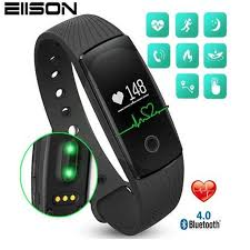 activity monitoring bracelet images Pulsometer fitness bracelet heart rate monitor smart bracelets jpg