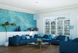 Tisch Im Wohnzimmer Dekorieren Mit Farbe Im Wohnzimmer