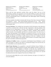 100 license agreement template free download contractor