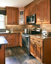 brown kitchen cabinets wolf hudson heritage brown cabinets classic