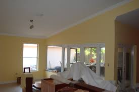 painting interior house all one color house interior