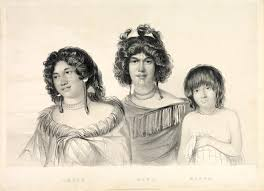 new zealand hair styles women s hairstyles around 1827 māori clothing and adornment