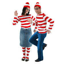 party city halloween costume images where u0027s waldo costume image costumes pinterest waldo costume
