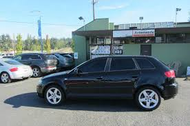 2006 audi a3 2 0t 2006 audi a3 2 0t 4dr wagon 6m in stanwood wa automobile inc