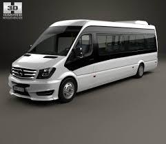 luxury mercedes sprinter mercedes benz sprinter cuby city line long bus 2016 3d model hum3d