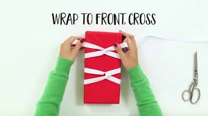 christmas gift bows diy ballet gift bows christmas gift wrapping idea