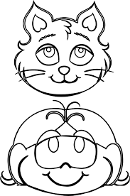 turma da monica and cat coloring page wecoloringpage